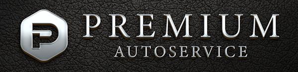 Premium Auto Service Logotyp
